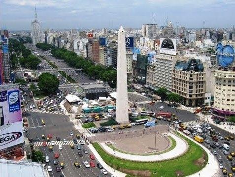 ¿Cuál es la capital de Argentina?