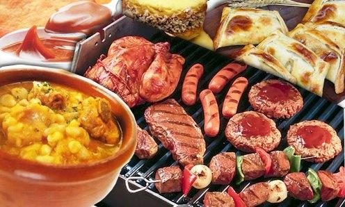 ¿Cuál es la comida típica de Argentina?