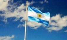 Fotos de banderas argentinas