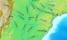 Principales ríos de Argentina